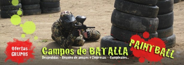Paintball en Candelario y Béjar