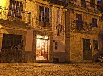 Historia de la casa rural casa rural en candelario antigua tahona - Candelario casa rural ...