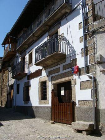 La casa chacinera de candelario museo chacinero de - Candelario casa rural ...