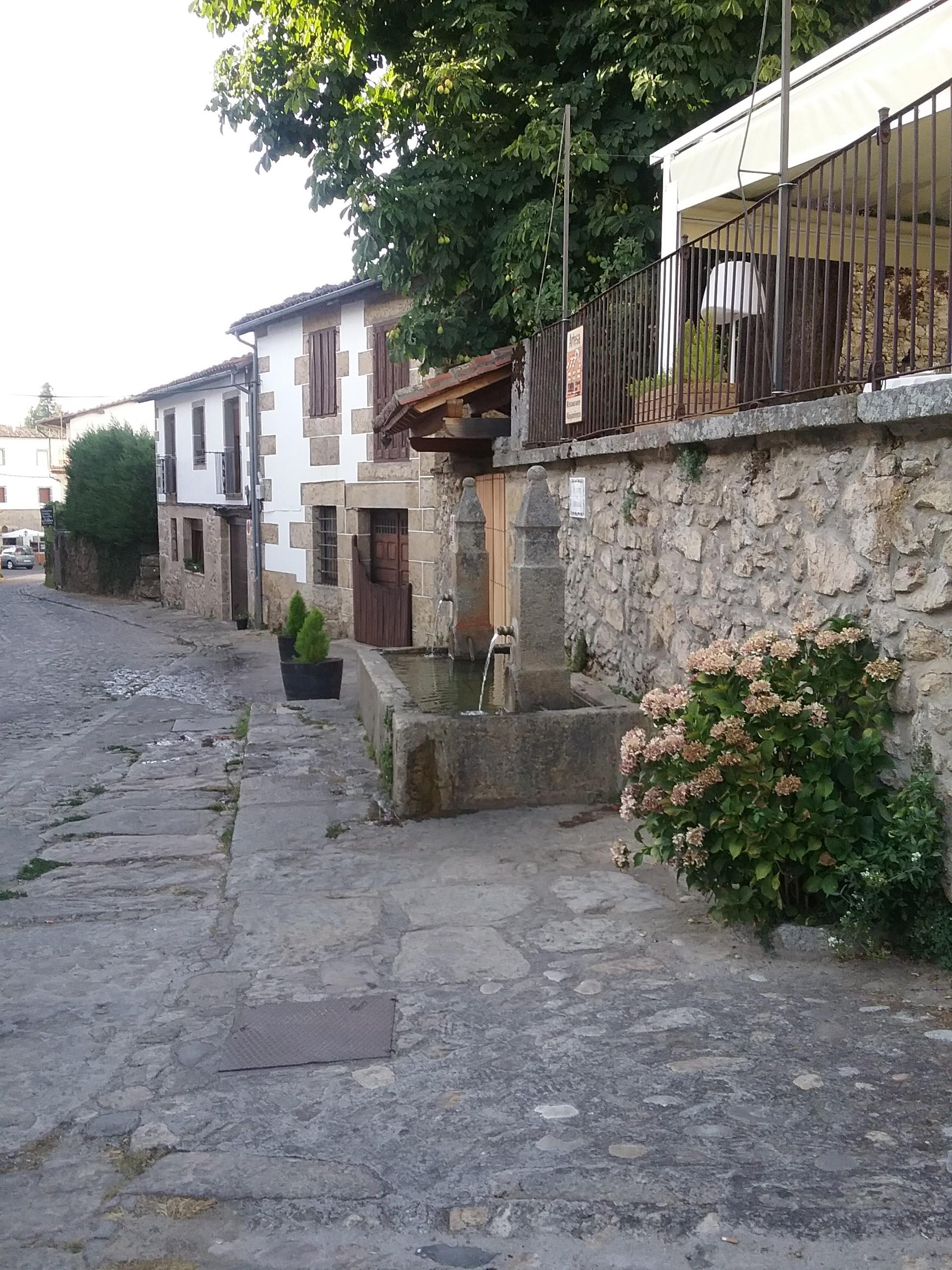 Rural tahona candelario uno de los pueblos m s bonitos - Candelario casa rural ...